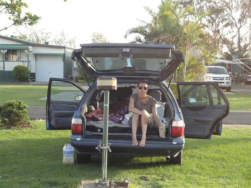 Caravan Park a Ballina