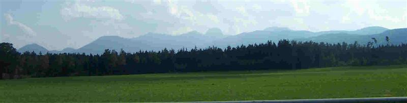 Bavarian Aps, Germany