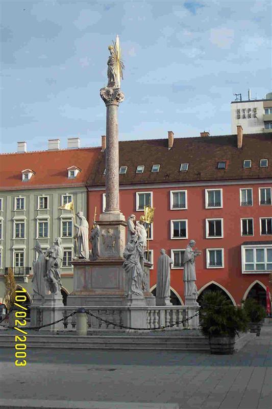Town Square Weiner Neustadt