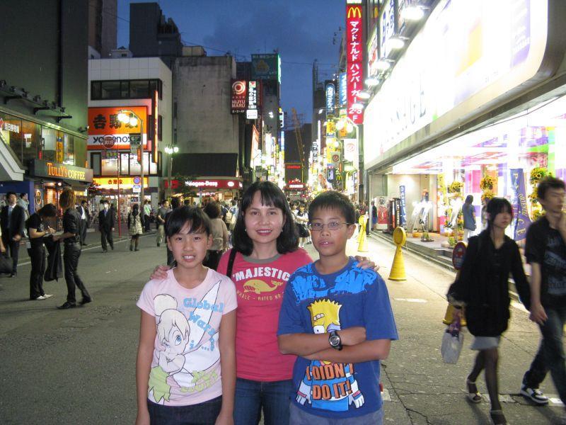 Tokyo - At Dusk
