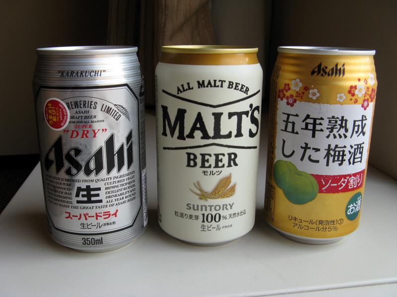 Beers of Japan