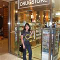 Checking out the Drugstore !