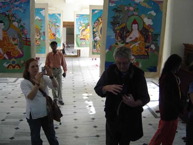 Norbulingka Exhibition