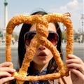 Big pretzel