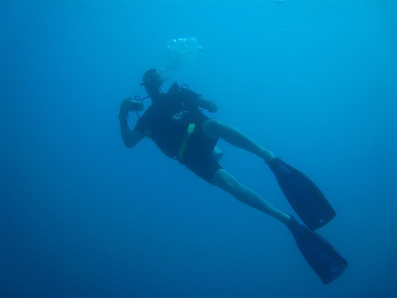 Me Under water 2