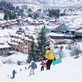 Bariloche: snowboarding in heaven!