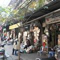 La calle de las especias... una pena que no se puedan oler las fotos