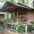 Nuestra cabañita en Ko Chang... rústica es poco
