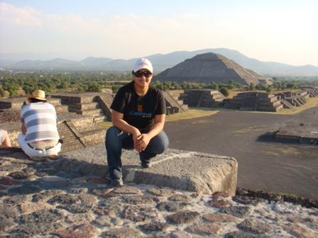 Photo from San Juan Teotihuacan, Mexico