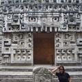ruinas mayas, museo de antropología