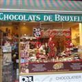 wiiii chocolates por todos lados