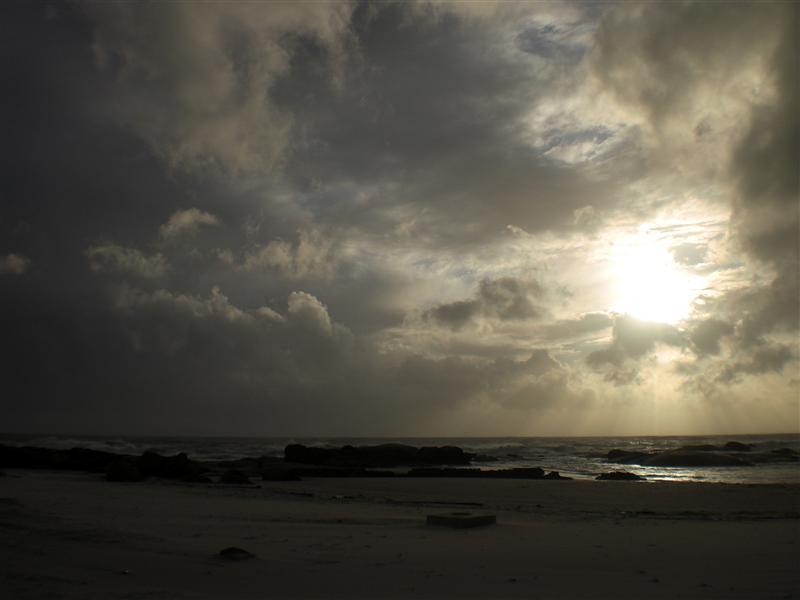 Sunlight @ Beach