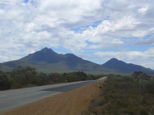 Bluff Knol in Stirling Range