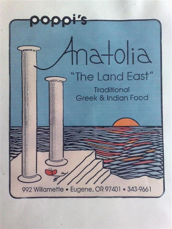 Anatolia, Traditional Green and Indian Food