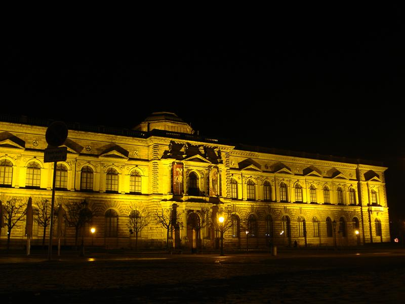 Old Building (2) - Dresden