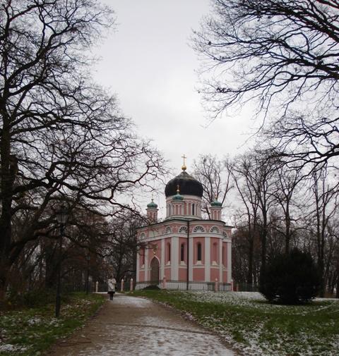 Alexander Neweski Chapel