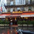 The Le Mirabaue Restaurant where we had our breakfast