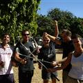 MCG Golf Hockey Team (Yeah, We Were Bored)
