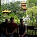 Nat, Alan And Me At The Chinese Gardens