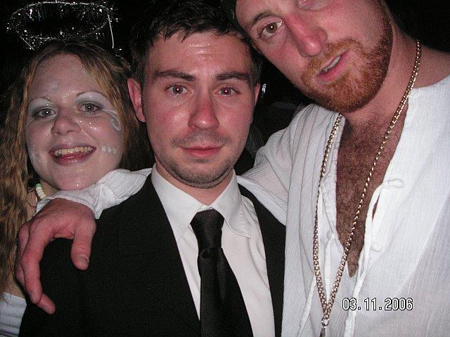 Laura, Ol and Matt