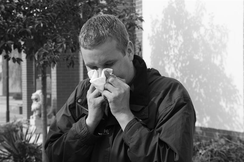 Got a cold :(