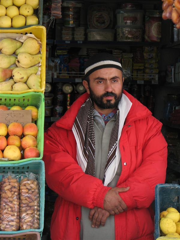 Mohamed el Amied Ben Hedili Ben Mohamed Ben Romd'hane, storekeeper