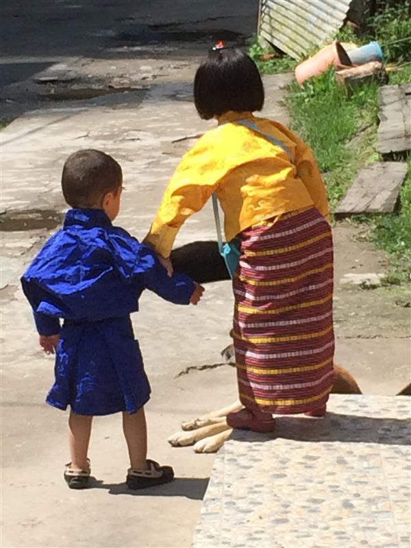 Photo from Tongsa, Bhutan