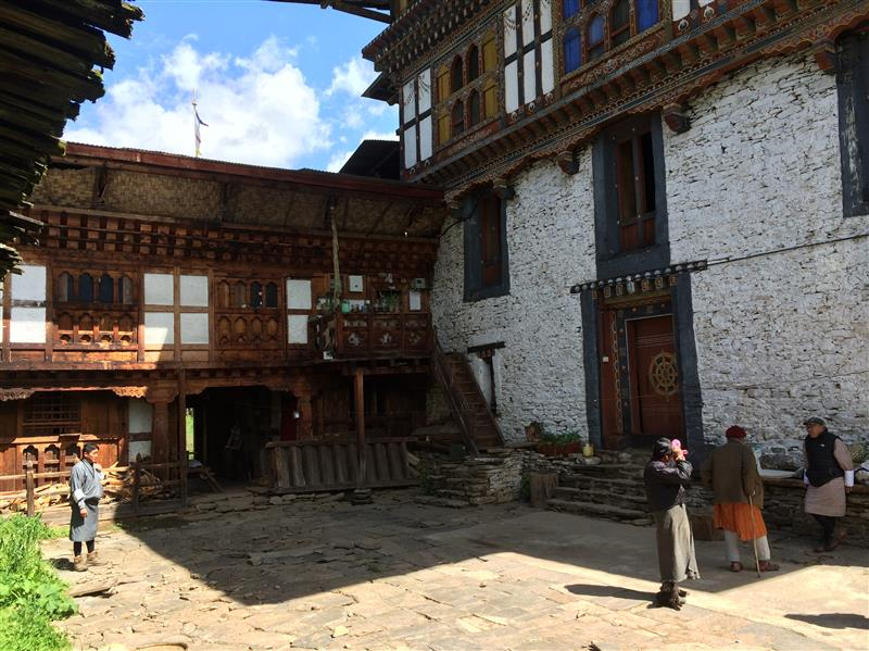 Photo from Samtengang, Bhutan