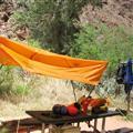Bright Angel Campground at Phantom Ranch