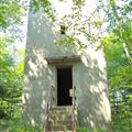 WWII watch tower