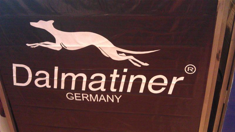 Eine offentsichtlich erfolgreiche Deutsche Marke. Kennt die jemand??