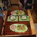 Kochschule, das Hauptgericht: Green Curry Chicken