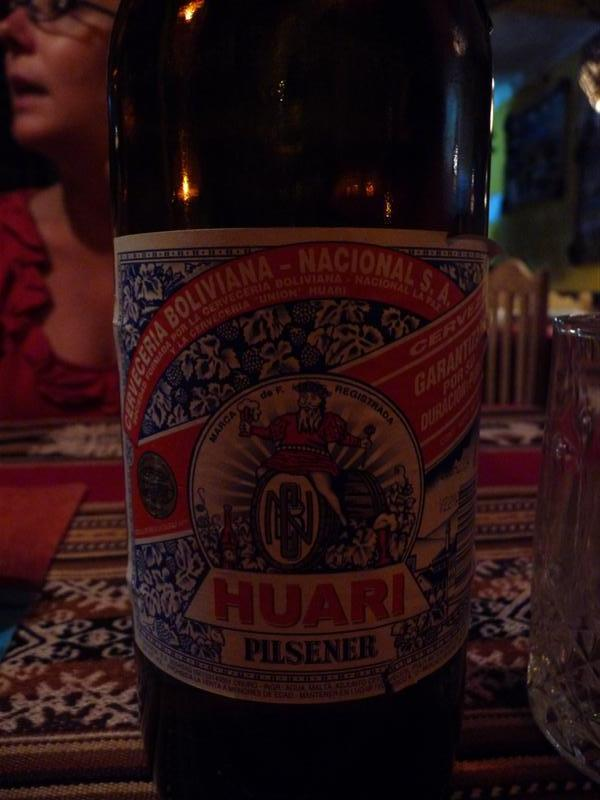 Huari Beer
