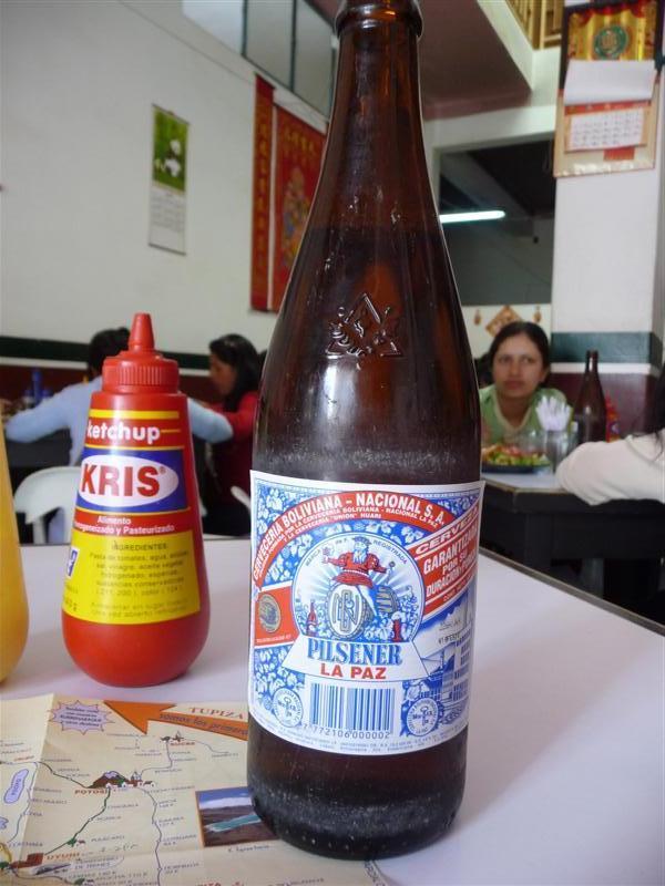 Pilsner La Paz