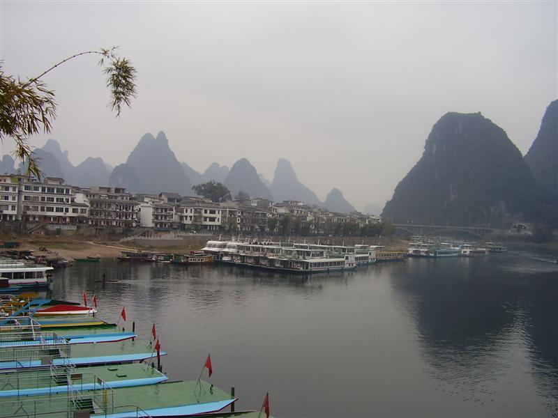 Riveside Yangshuo