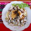 Cheap cebiche mixto