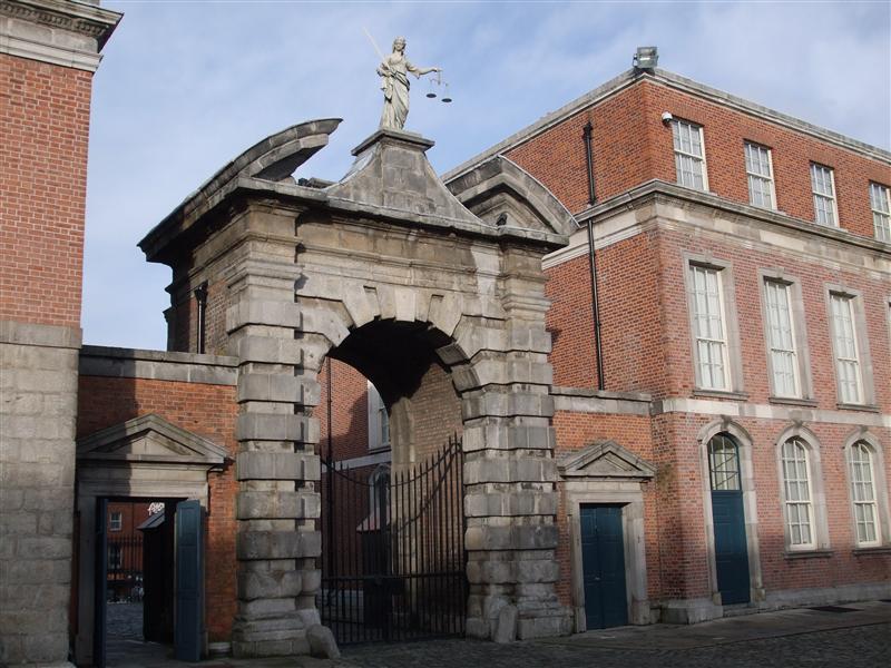 Dublin Castle Gateway