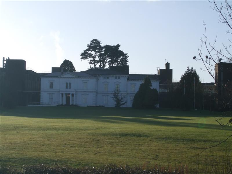 Plassey House or The White House