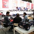 The exhibition of the RC helicopter Model on April 2013 on Shenzhen Guangdong China 9