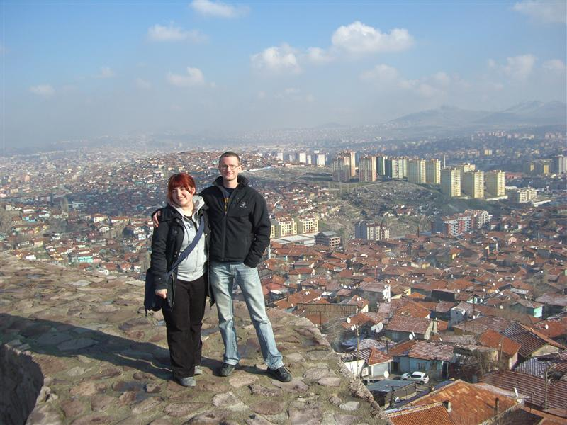View of Ankara.