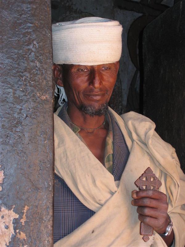 Peace be with you, rock church, Abuna Yemata