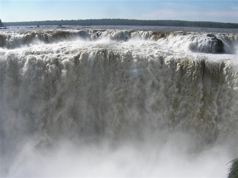 Foz de Iguazu, Devil´s Throat 2