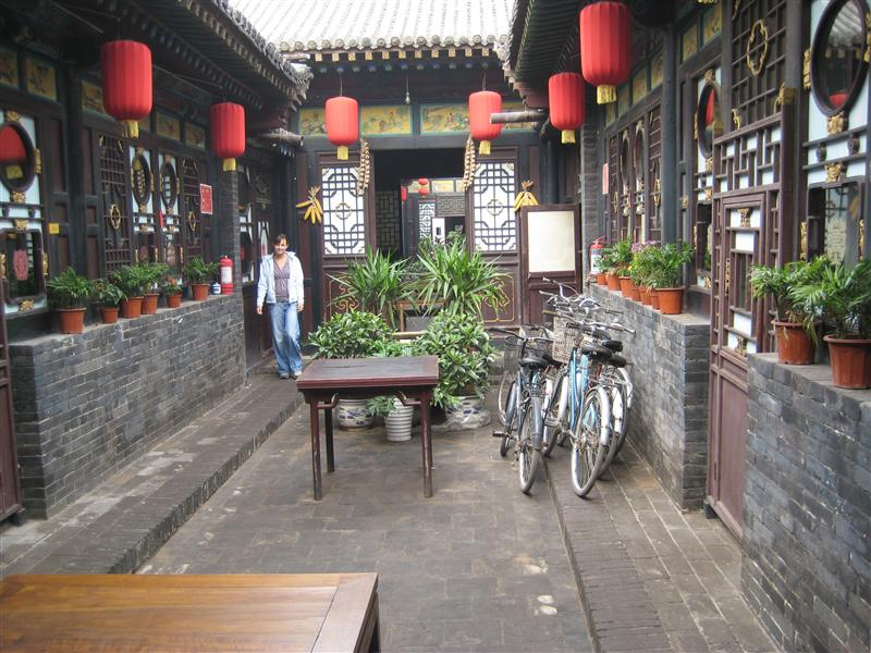 Harmony guesthouse in pingyao