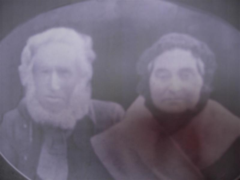 Great-Great Grandparents James & Ruth Muldrew