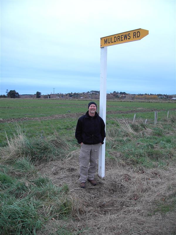 Muldrews Road