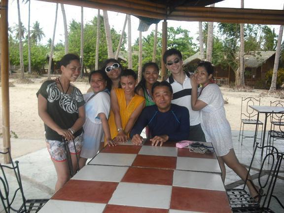 Photo from Laiya in Batangas