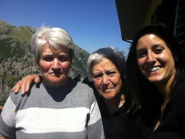 maria vincenza and me....marzanos