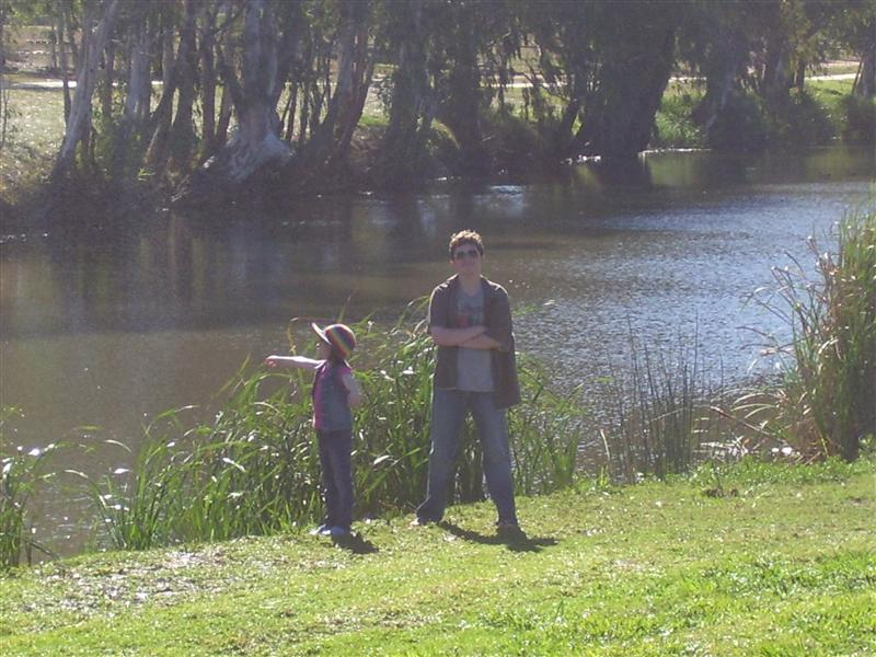 Warwick - River Walk