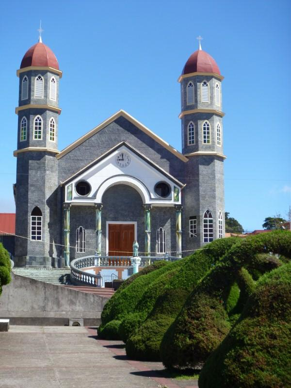 Zacero Church