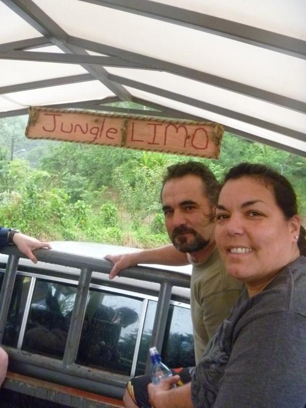 Jungle Limo
